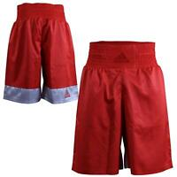 adidas Boxing Shorts Mens Gents Pants Trousers Bottoms Lightweight Stamp Sport