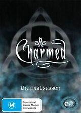 CHARMED - FIRST SEASON 1 - BRAND NEW & SEALED 6-DISC DVD (ALYSSA MILANO) REG.4