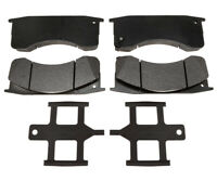 Disc Brake Pad Set-R-Line; Metallic Rear,Front Raybestos MGD1032MH
