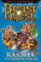 Raksha the Mirror Demon: Special 8 (Beast Quest), Blade, Adam, Very Good Book