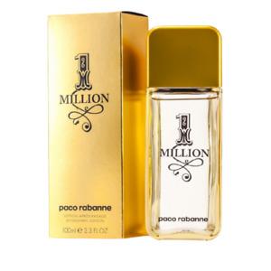 Paco Rabanne One Million Aftershave Splash  For Him
