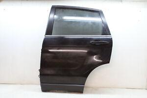 2011 HONDA CR-V EX-L REAR LEFT DRIVER SIDE DOOR BLACK OEM 07 08 09 10 11