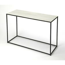 Butler Phinney Console Table, Marble & Metal - 9387389