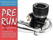REDS Racing Buggy R5R Racer V4.0 mit Resorohr Nitro Motor Voreingelaufen