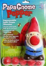 Hog Wild Papa Gnome Holiday Popper Christmas Foam Ball Launcher Toy