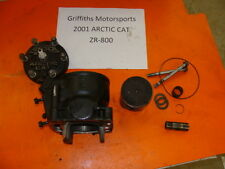 01 ARCTIC CAT ZR800 ZR 800 99 00 02 ZL PV CYLINDER PISTON RINGS HEAD TOP END
