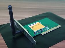Netgear RangeMax 108 Mbps 32-bit Wireless PCI Adapter WPN311 Netzwerkkarte TOP!