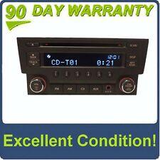 2013 2014 NISSAN Sentra OEM Factory Stereo AM FM Radio MP3 CD Player AUX RDS