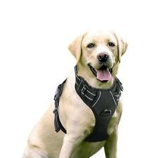 RABBITGOO Dog Harness No-Pull Pet Harness Adjustable Outdoor Pet Vest 3M Reflect