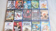 Playstation 2 PS2 Games Bundle x15 Mixed Titles & Genres lot 2