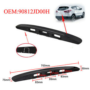 Rear Tailgate Boot Lid Handle 90812JD00H For Nissan Qashqai J10 NON I-KEY&Camera