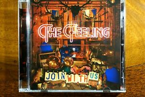 The Feeling - Join With Us  - CD, VG