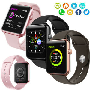 2020 Smart Watch Fitness Tracker Pedometer Bluetooth Remote Camera for iPhone 11