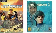 lost horizon 1&2   new&sealed