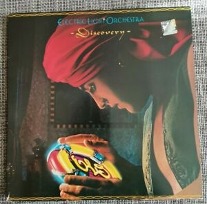 LP  ELECTRIC LIGHT ORCHESTRA - DISCOVERY   1979   EX++/EX  ERSTPRESS