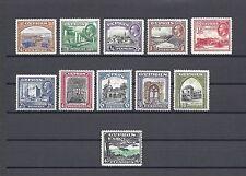 CYPRUS 1934 SG 133/43 MINT Cat £200