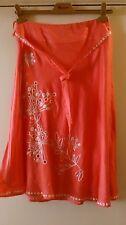 Orange Skirt, size 14, from Monsoon