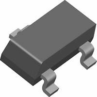Avago/Agilent RF Mixer/Detector Diode HSMS-2820, SOT-23, 10pcs