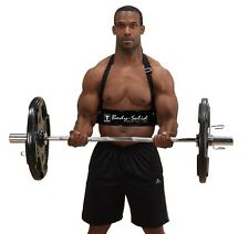 Body Solid BICEP BOMBER Heavy-Duty Arm Curl Blaster BB23