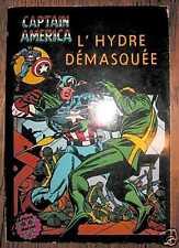 L'HYDRE DEMASQUEE Captain America Artima Color Marvel