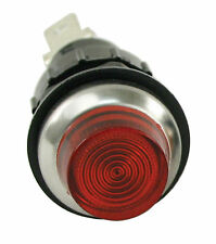 EMPI 9376 RED X1 SUPER INDICATOR/WARNING LIGHT VW BUGGY BUG GHIA TRIKE SPLIT BUS