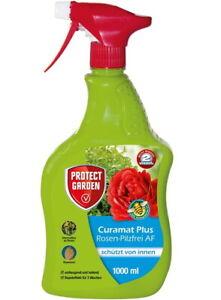 Rosen Pilzfrei Curamat Plus AF 1 Liter Rosenschutz, gegen Pilzkrankheiten