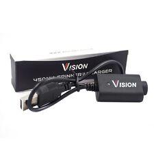 Chargeur USB Vision pour Batterie eGo Twist-Spinner-Evod-Kanger