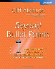 Beyond Bullet Points: Using Microsoft PowerPoint t
