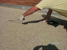 Quarzkieselbeschichtung Versiegelung für stark beschädigten Steinteppich