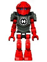 Lego FURNO Minifigure from 44029  Hero Factory