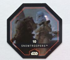 STAR WARS Jeton 10 SNOWTROOPERS Cosmic Shells E.Leclerc Collector Image