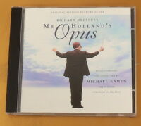 MR HOLLAND'S OPUS - THE SEATTLE SYMPHONY ORCHESTRA - OTTIMO CD [AF-104]