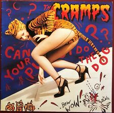 The Cramps Can Your Pussy Do The Dog Big Beat 12 inch 45 RPM EP UK Pressing