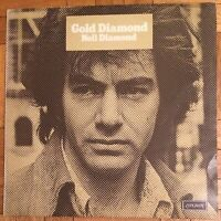 Neil Diamond - Gold Diamond LP Record Vinyl ZGM 132 London Records 1972