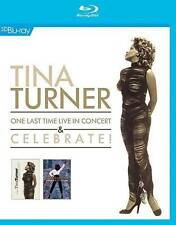 Tina Turner: One Last Time/Celebrate! (Blu-ray Disc, 2014)