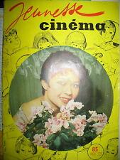 PASCALE PETIT ALAIN DELON ALEC GUINESS J. MOREAU DARRY COWL JEUNESSE CINEMA 1958