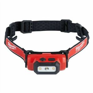 Milwaukee 2111-21 TRUEVIEW HD 475 Lumen LED 5-mode USB Rechargeable Headlamp