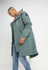 Pepe Jeans parka winter coat green L size men
