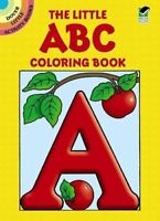 ABC Coloring Book For Kid Children Small Activity Books Word Alphabet Paperback