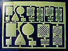 Drain manhole covers L7 UNPAINTED O Scale Langley Models Kit 1/43 Scenery