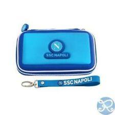TRAVEL BAG SSC NAPOLI CUSTODIA RIGGIDA DS LITE DSI XL 3DS 2DS XL NINTENDO NUOVA