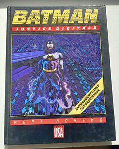 Batman - Justice Digitale  - Pepe Moreno -comics USA