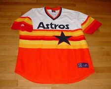 Vintage Majestic Cooperstown Houston Astros Jersey #1 D Money 2XL Stunning!!!