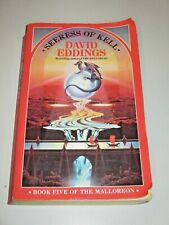 Seeress of Kell - Book Five of the Malloreon by David Eddings/Guardians the West