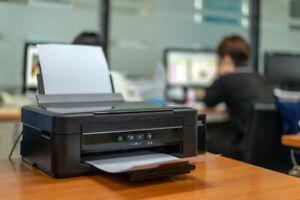 HP USED All-In-One Inkjet Printer