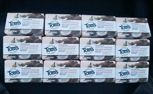 12 Toms of Maine Natural Beauty Bar Soap Creamy Virgin Coconut Oil 1.35 oz