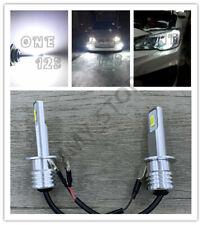H1 6000K Super Bright White 7000LM CSP LED Bulb Kit High Low Beam Fog DRL Light