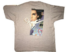 New listing Vintage Tee T Shirt 90s Prince Large Xl 1990 90s Brockum Nude Live Tour Concert