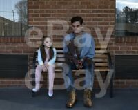The Haunting of Hill House (TV) Violet Mcgraw, Henry Thomas 10x8 Photo