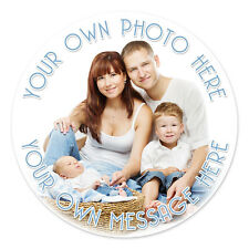 YOUR PHOTO PERSONALISED EDIBLE IMAGE ICING BIRTHDAY PARTY CAKE DECORATION TOPPER